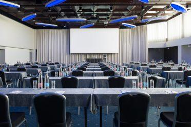 Grosser Konferenzraum für bis zu 420 Personen