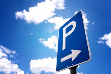 Parken im Crowne Plaza