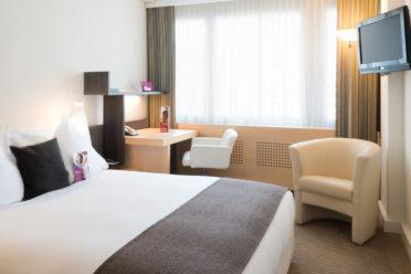 Innenansicht Standard & Superior Zimmer